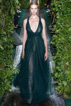 Valentino Fall 2014 Couture Fashion Show - Vanessa Axente (Viva)