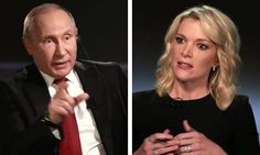 'Megyn Kelly is no match for Putin' … NBC News issues correction