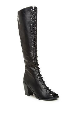 Xtina Lace-Up Boot