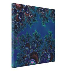 #Midnight #Blue #Frost #Crystals #Fractal...#art  #artwork  #prints  #posters  #RoseSantuciSofranko #Artists4God  #Artist4God  #InteriorDecoration  #InteriorDecorating  #home    #InteriorDesign  #Zazzle  #homedecor   #wrappedcanvas  #custom  #customizable