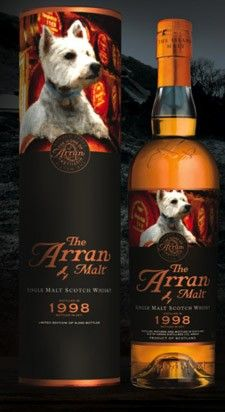 Ruaraidh Special Edition Single Malt from Arran