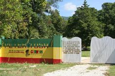 *Peter Tosh* Memorial, Bluefields, Westmoreland, Jamaica. More fantastic pictures and videos of *The Wailers* on: https://de.pinterest.com/ReggaeHeart/