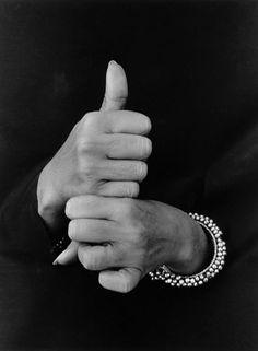 Imogen Cunningham: Ishvani's Hands, 1962
