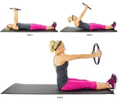 Blast Thigh Jiggle: 9 Pilates Ring Exercises We Swear By [VIDEO]