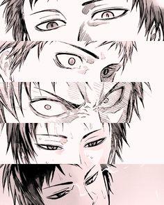 Oh, my love. ~ Seijuro Akashi.