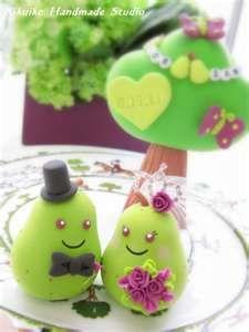 Wedding pears Keywords: #weddings #jevelweddingplanning Follow Us: www.jevelweddingplanning.com  www.facebook.com/jevelweddingplanning/