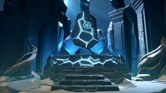 Archaica: The Path of Light, TwoMammoths, Game, Sci-fi, Ancient Civilization, Ruins, Map, Portal, Aliens, Env, Environment