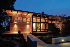 west coast homes: a study in sustainability, simplicity and harmony with nature   refresheddesigns.sustainable design