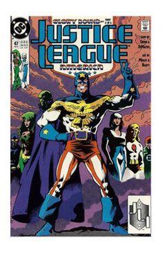 Justice League America #47 (Feb 1991, DC) - VGF