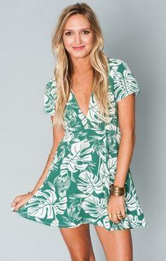 Ibiza Mini Dress ~ Boca Raton Stretch ~ Show Me Your Mumu $138