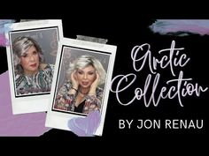 """Introducing the Brand New Just Released """"Arctic Collection"""" by Jon Renau Jon Renau, Hair Pieces, Arctic, Wednesday, Wigs, Brand New, Youtube, Fun, Collection"""