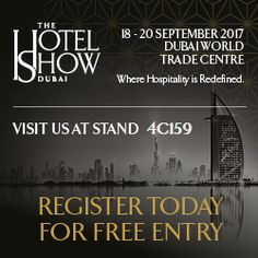 "Rossin auf ""The Hotel Show in Dubai Shows 2017, Free Entry, Trade Centre, Magazines, Dubai, World, Dogs, The World, Journals"