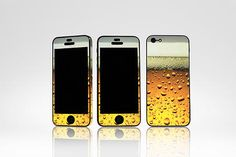 How about a beer cover for your phone? Gluedonline Decorative phone and device skins South Africa South Africa, Beer, Traditional, Iphone, Root Beer