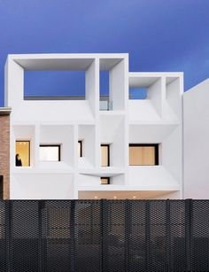 Housing located in a residential area near Valencia by Rubén Muedra Estudio de Arquitectura - Page 2 of 2 - CAANdesign   Architecture and home design blog