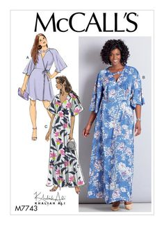 M7743 | McCall's Patterns | Sewing Patterns