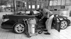 Servizio di lavaggio e pulizia.
