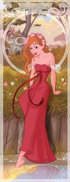 """Giselle """"Enchanted""""__Ma quante cose belle fanno su Deviant per Giselle"""