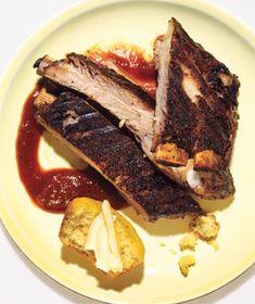classic barbecue spareribs