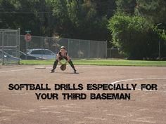 Drills to Improve Your Third Baseman's Playing Skills