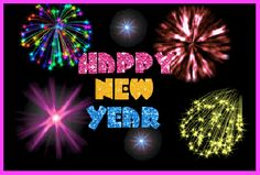 Happy new year GIF for New Year greetings and wishes. New Year Fireworks GIF. Tap to see more animated Happy New Year Greetings GIF as Greeting cards, new year wishes & messages for Messengers, Whatsapp and Emails. Happy New Year 2017 Gif, Happy New Year Fireworks, Happy New Year Pictures, Happy New Years Eve, Happy New Year Quotes, Happy New Year Wishes, Happy Year, Fireworks Gif, Happy 2017