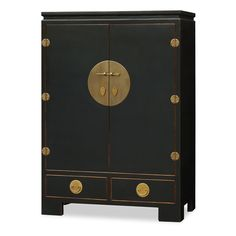 Armoire asian tv