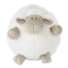 peluche mouton h 24 cm lon