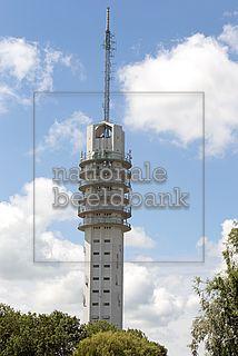 Telecomtoren van KPN in Alphen aan den Rijn.