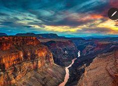Look At The Sky, Grand Canyon, Nature, Travel, Naturaleza, Viajes, Destinations, Grand Canyon National Park, Traveling