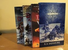 The Icewind Dale - The Icewind Dale Trilogy- by R.A. Salvatore