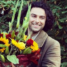 #AidanTurner on the last day of filming #Poldark. Thanks to @PoldarkTV  for sharing  for our @jennpink88