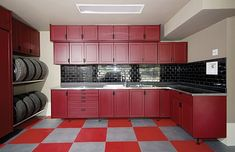 Add on garage cabinets A recent kitchen renovation project inspires new woodshop storage ideas for my garage recycle the old kitchen cabinets into new