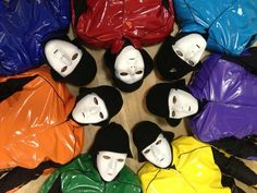 Jabbawockeez - amazing show, energetic, interactive, great laughs, fun as date night or family night.