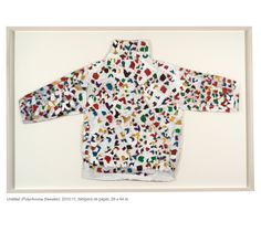Untitled (Polychrome Sweater) - Laura Craig McNellis