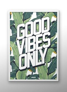 Good Vibes Only – Poster                                                                                                                                                                                 More