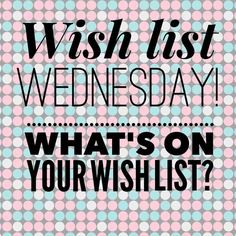 Its Wishlist Wednesday! Comment below and tell me whats on your wishlist and I will tell you how you can them for FREE or Half Off!! dreambuilder.jamberrynails.net