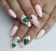 Flamingo Tropical Nail Art Nails - acrylic nails - coffin nails - natural na Bright Nail Art, Bright Summer Nails, Summer Acrylic Nails, Nails Summer Colors, Summer Nail Art, Summer Diy, Summer Fruit, Summer Ideas, Summer Beach