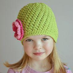 Ravelry: tvorIvka's crochet Pistachio Caroline hat