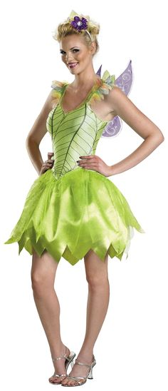 tinkerbell costume for teenagers - Google Search