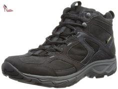 Merrell  DARIA MID GTX, Bottines de randonnée femmes, Black Carbon, Taille 40 EU - Chaussures merrell (*Partner-Link)