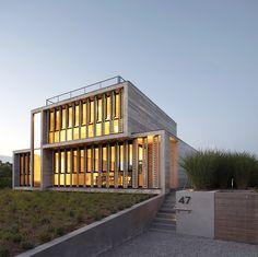 Amagansett Dunes House [Bates Masi Architects]