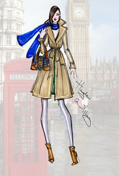 LFW: 'The London Look' by Hayden Williams ❥|Mz. Manerz: Being well dressed is a beautiful form of confidence, happiness & politeness