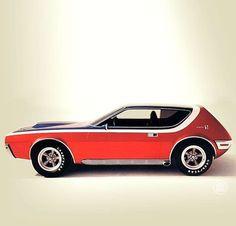 1968 AMC AMX-GT