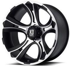 17 inch Black Silver Wheel Rims Jeep Wrangler JK Set Five 5 Wheels ...
