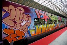 #StreetArt #UrbanArt #Graffiti - JonOne