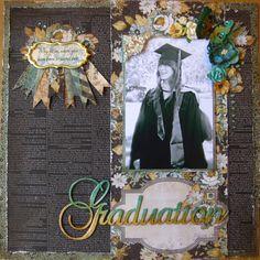 Graduation (Swirlydoos) - Scrapbook.com