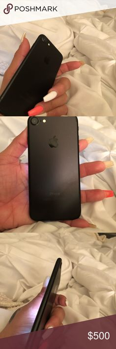 Iphone 7 factory unlocked 64 gigs almost new Iphone 64 gigs almost new factory unlocked Other