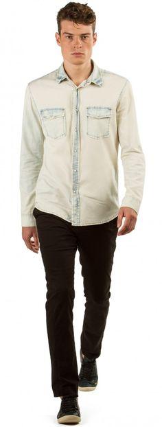 Osklen - CAMISA LIGHT DENIM - camisas - men