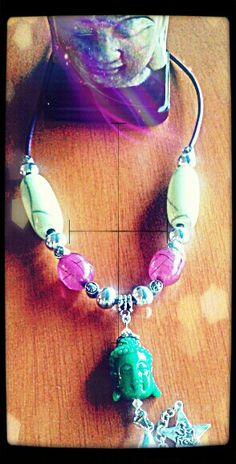 Collar Buda colores By Frekstar.