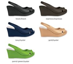croc shoes | New Crocs Shoes Model 2012 I like the Navy colored ones.