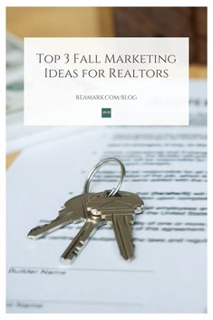 To attract both buyers and sellers, amp up your fall real estate marketing by meeting your clients where they already hang out. Mail Marketing, Direct Marketing, Marketing Tools, Real Estate Marketing, Marketing Information, Build Your Brand, Lead Generation, How To Memorize Things, Place Card Holders